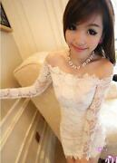 New Look White Lace Dress