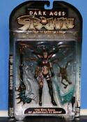 Spawn Dark Ages Skull Queen