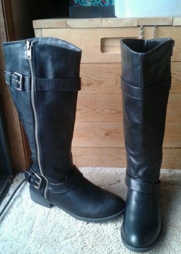 Winter Riding Boots | eBay