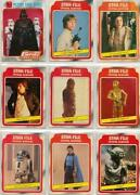 Star Wars Topps Cards