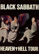 Black Sabbath Tour Book