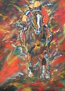 Kentucky Derby Art
