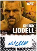 Chuck Liddell Autograph