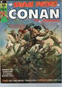 Savage Sword of Conan 1