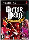 Guitar Hero PS2 New