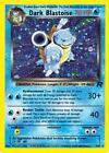 Dark Blastoise Pokemon Card
