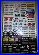Mini Moto Stickers