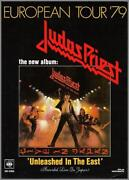 Judas Priest Tour