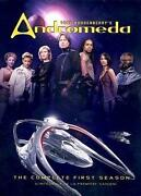 Andromeda DVD