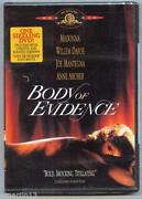 Body of Evidence DVD