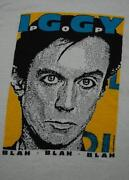 Vtg Shirt Iggy Pop