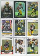 Green Bay Packers Card Lot