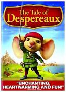 The Tale of Despereaux DVD