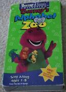 Barney Alphabet Zoo