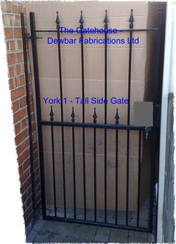 Metal Security Gates Ebay