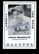 Jimmy Bloodworth