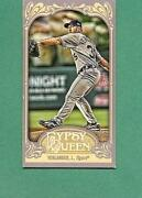 2012 Gypsy Queen Verlander