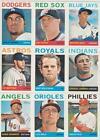 1964 Baseball Card Lot