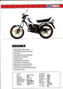 Yamaha RD50MX