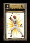 2001 SP Authentic Pujols
