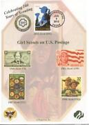 Girl Scout First Day Covers