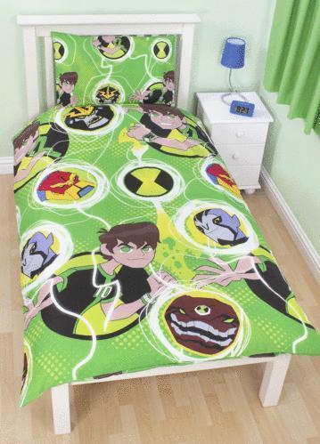 Ben 10 Bedding Ebay
