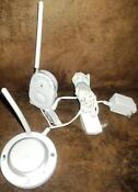 Fisher Price Lights and Sounds Baby Monitor