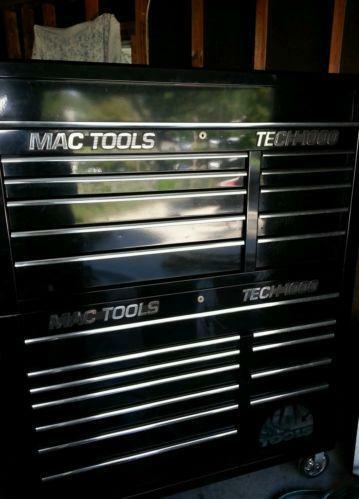 Used Mac Tool Boxes Ebay