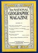 National Geographic 1941