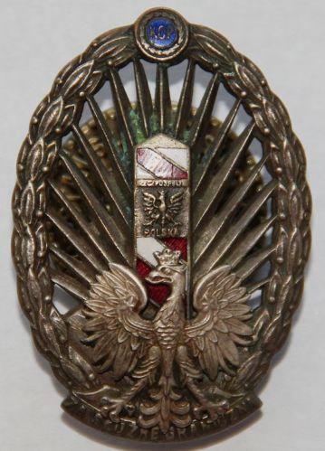 Polish Badge Militaria Ebay