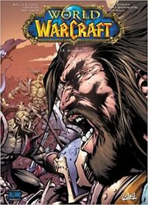 WORLD OF WARCRAFT # 12 ARMAGEDDON  WALER SIMONSON