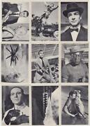 James Bond Cards 1965