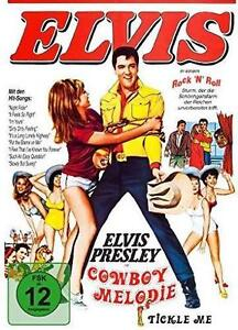 Cowboy Melodie - Tickle Me mit Elvis Presley DVD - <span itemprop='availableAtOrFrom'>Mönchengladbach, Deutschland</span> - Cowboy Melodie - Tickle Me mit Elvis Presley DVD - Mönchengladbach, Deutschland