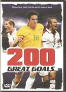 Football Goals DVD