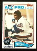 1982 Lawrence Taylor