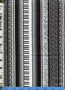 Piano Fabric