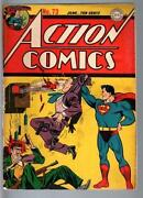 Golden Age Action Comics