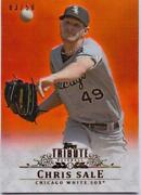 Chris Sale Baseball Card