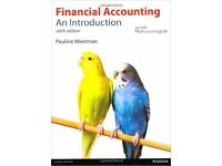 Financial Accounting: An Introduction Pauline Weetman sixth edition