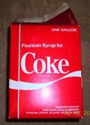 Coca Cola Fountain