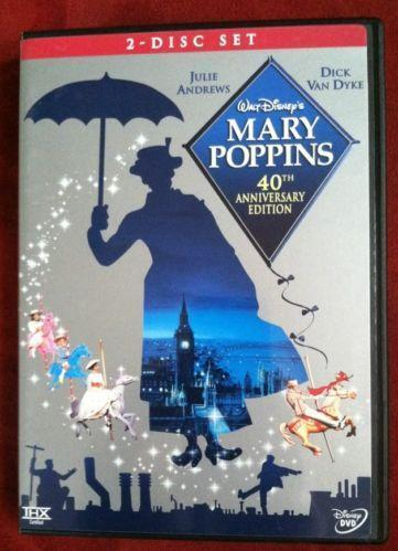 Mary poppins coupon blu ray