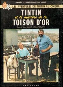 TINTIN ET LE MYSTÈRE DE LA TOISON D'OR UN ALBUM-FILM 1966