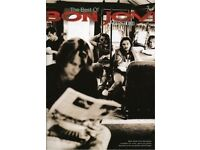 The Best of Bon Jovi: Crossroad (Piano Vocal Guitar) Songbook Mass Market