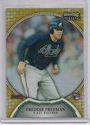 2011 Bowman Sterling Freddie Freeman