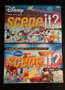 Disney Scene It 2nd Edition