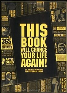 THIS BOOK WILL CHANGE YOUR LIFE AGAIN!