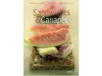 Sandwiches and Canapes Book