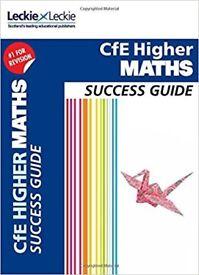 CfE Higher Maths Success Guide (Success Guide)