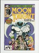 Moon Knight Lot