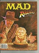 Raiders of The Lost Ark Comic